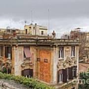Roman House Poster