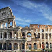 Roman Icon Poster