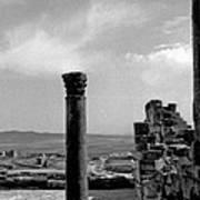 Roman Ruin Eleven Poster