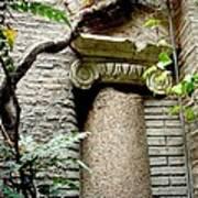 Roman Stone  Poster