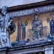 Romanesque Campanile Poster
