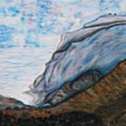 Romantic Mountains Poster
