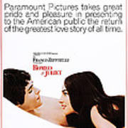 Romeo And Juliet, Us Poster, From Left Poster