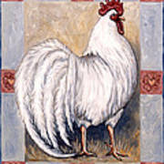 Romeo The Rooster Poster