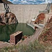 Roosevelt Dam Poster