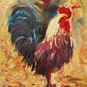 Rooster Poster