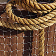 Rope And Net Poster