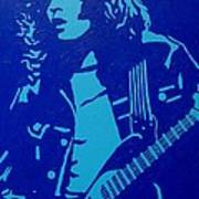 Rory Gallagher Poster by John  Nolan