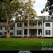 Rose Hill Manor Poster