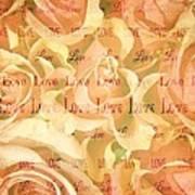 Rose Love Poster
