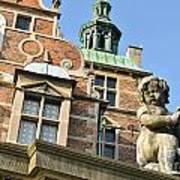 Rosenborg Castle In Copenhagen - Denmark Poster