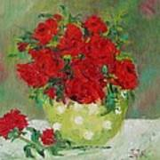 Rosses R Red Poster