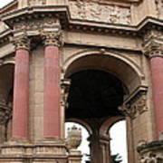 Rotunda Palace Of Fine Art - San Francisco Poster