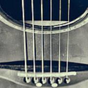 Rough Acoustic  Poster