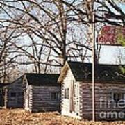 Route 66 John's Modern Cabins Poster