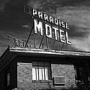 Route 66 - Paradise Motel 2 Poster
