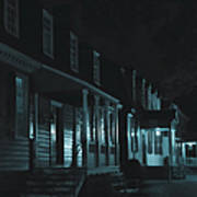 Row Homes Poster