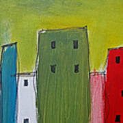 Row Houses Poster