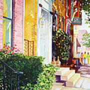 Rowhouses Poster