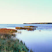 Rowleys Bay, Newport State Park, Door Poster
