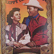 Roy And Dale Poster