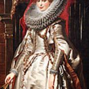 Rubens' Marchesa Brigida Spinola Doria Poster