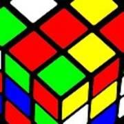 Rubik's Phone Poster