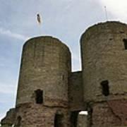 Ruddlan Castle Poster