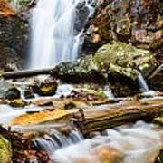 Rushing Falls Poster