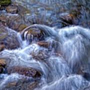 Rushing Stream Poster