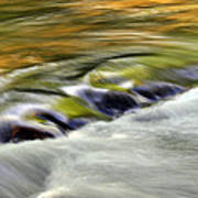 Rushing Water Poster