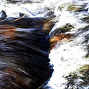 Rushing Water Poster