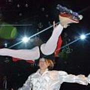 Russian Skating Dancers 2 Poster