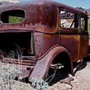 Rust Bucket Poster