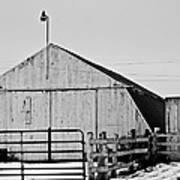Rustic Barn 2 - 2 Poster