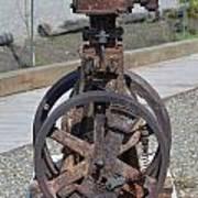 Rustic Pump  Poster
