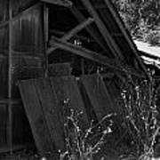 Rustic Shed 4 Poster