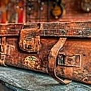Rustic Trunk Poster