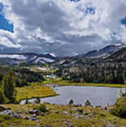 Rydberg Lake Poster