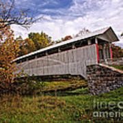 Ryot Covered Bridge Poster
