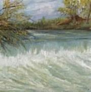 Sabino Canyon Dam Poster