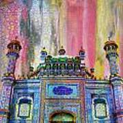 Sachal Sarmast Tomb Poster by Catf