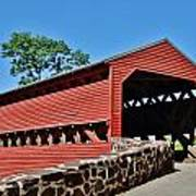 Sachs Covered Bridge 2 Poster