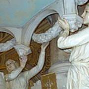 Sacred Angels Poster