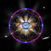Sacred Geometry 100 Poster