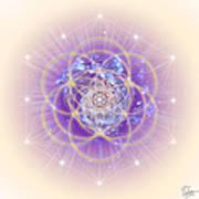 Sacred Geometry 140 Poster