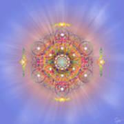 Sacred Geometry 156 Poster