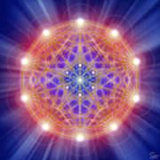 Sacred Geometry 168 Poster