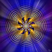 Sacred Geometry 184 Poster