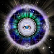 Sacred Geometry 264 Poster